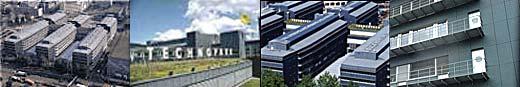 Zurich's Technopark, the home of Digital Information Ltd